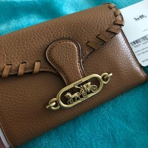 Coach Wallet (Jade Medium Envelope Wallet)